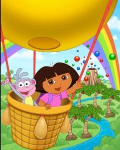 Mi amiga Dora